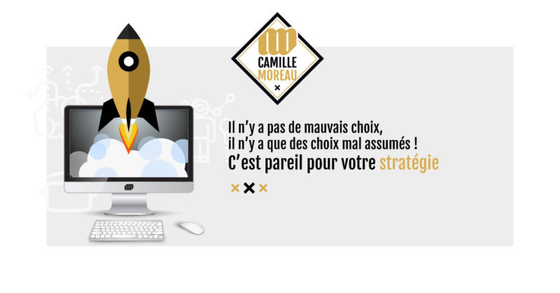 Camille Moreau - Graphiste Freelance Toulouse - Marketing Digital